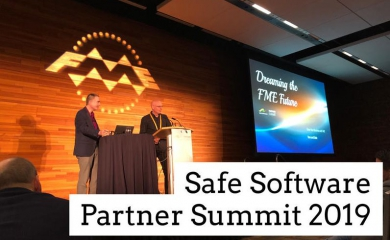 Blog : Safe Software Partner Summit à Vancouver