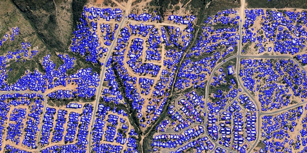 From satellite images to actionable insights